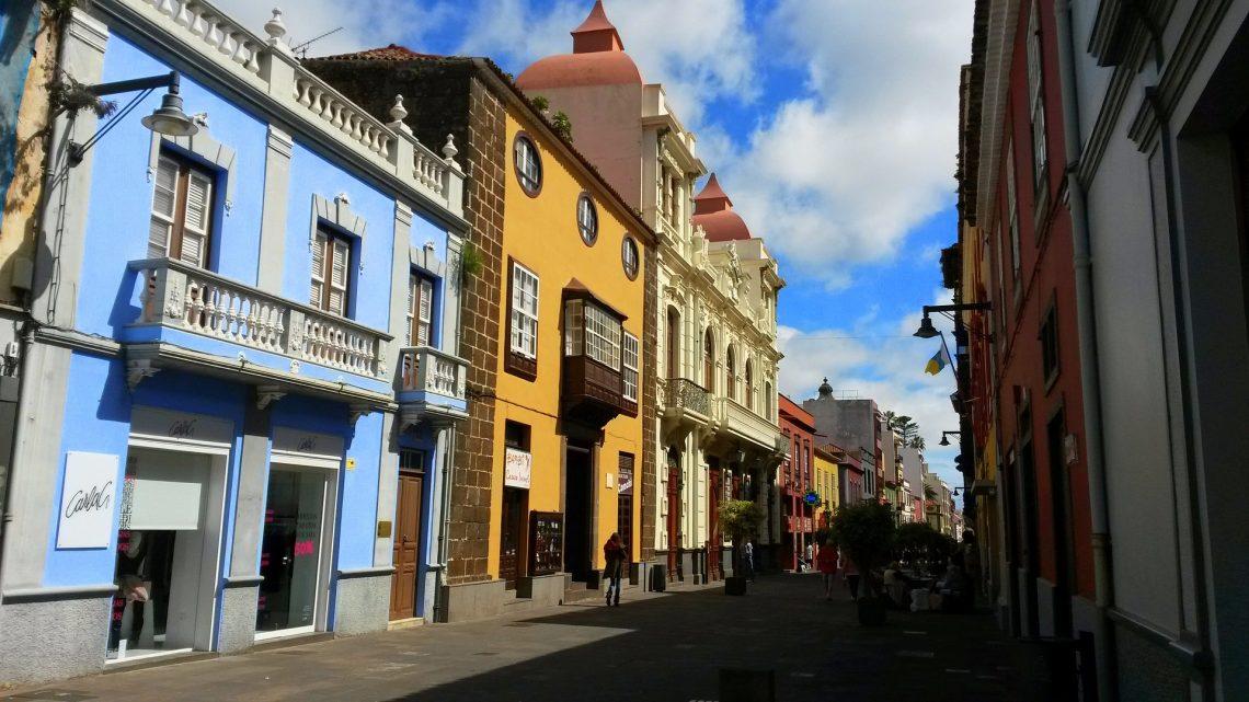 La Laguna, un patrimonio de la humanidad en Tenerife